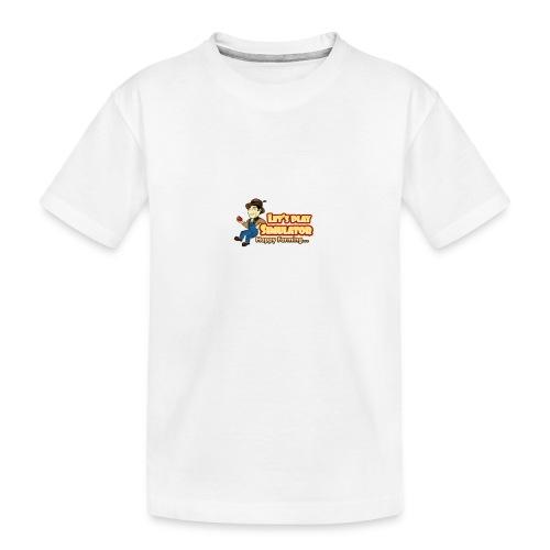 LPS LOGO - Teenager Premium Organic T-Shirt
