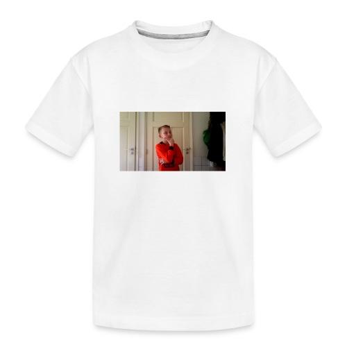 generation hoedie kids - Teenager premium biologisch T-shirt