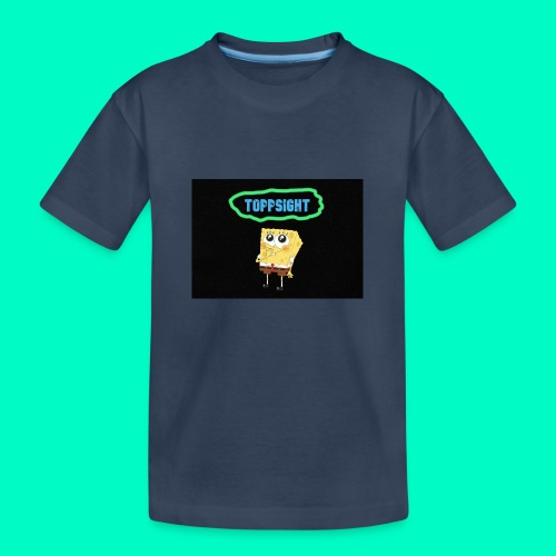 Topsight - Ekologisk premium-T-shirt tonåring