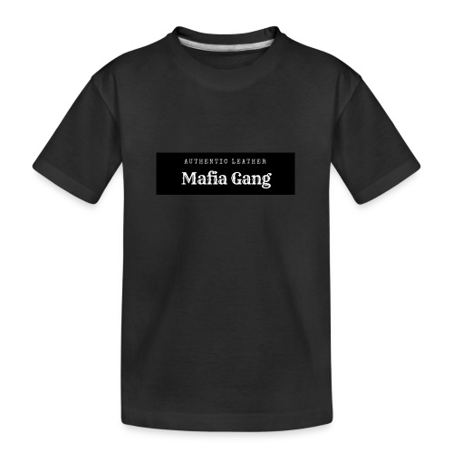 Mafia Gang - Nouvelle marque de vêtements - T-shirt bio Premium Ado