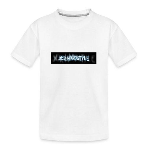 DerHardstyle ONE - Teenager Premium Bio T-Shirt