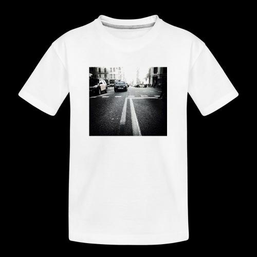 IMG 0806 - Teenager Premium Organic T-Shirt