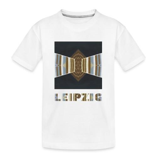 Leipzig #2 - Teenager Premium Bio T-Shirt