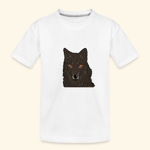 HikingMantis - Teenager premium T-shirt økologisk