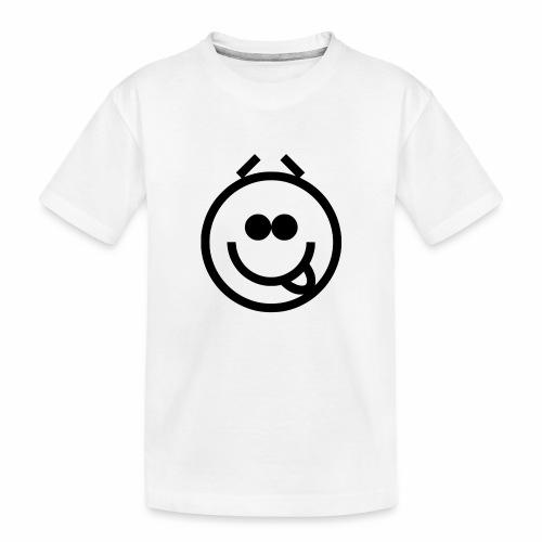 EMOJI 20 - T-shirt bio Premium Ado