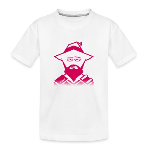 uzalu the Wizard - Teenager Premium Organic T-Shirt