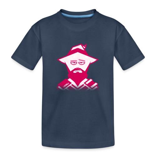 uzalu the Wizard - Teenager Premium Organic T-Shirt