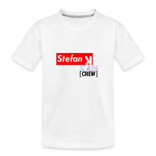 Stefan Sup - Ekologiczna koszulka młodzieżowa Premium