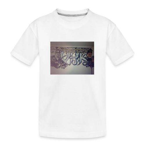 Værebro - Teenager premium T-shirt økologisk
