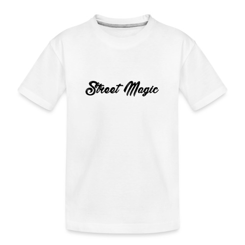 StreetMagic - Teenager Premium Organic T-Shirt