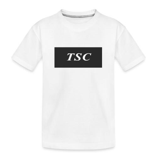 TSC Design - Teenager Premium Organic T-Shirt