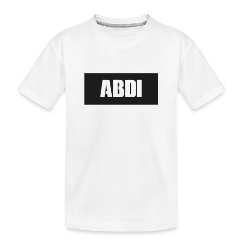Abdi - Teenager Premium Organic T-Shirt