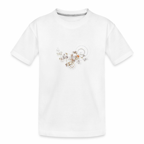 haerpaeke - Teinien premium luomu-t-paita