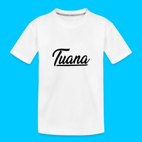 Tuana - Teenager premium biologisch T-shirt