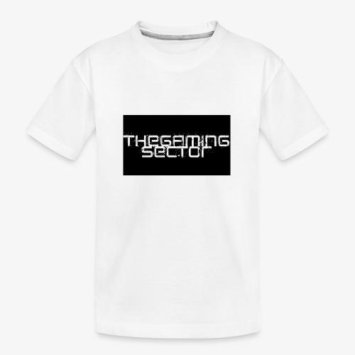 TheGamingSector Merchandise - Teenager Premium Organic T-Shirt