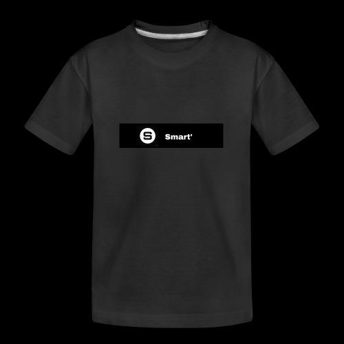 Smart' BOLD - Teenager Premium Organic T-Shirt