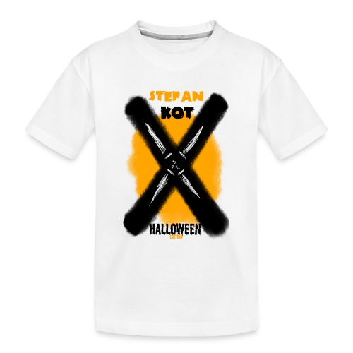 HALLOWEEN Edition - Ekologiczna koszulka młodzieżowa Premium