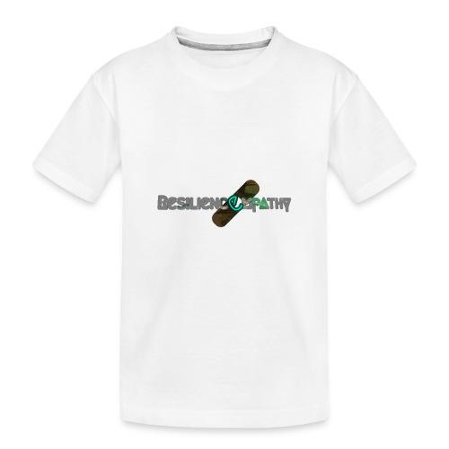 Resiliencempathy green - Maglietta ecologica premium per ragazzi