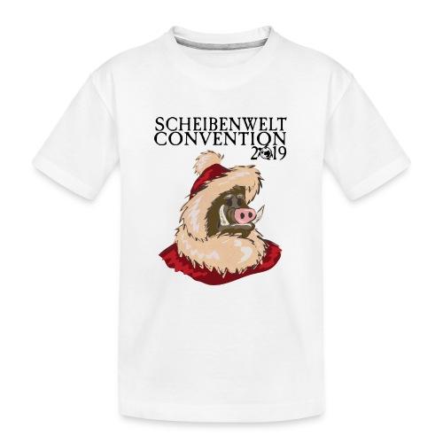 Scheibenwelt Convention 2019 - Teenager Premium Bio T-Shirt