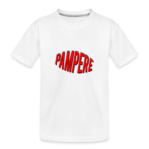 pampere - Ekologiczna koszulka młodzieżowa Premium