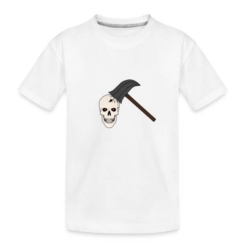 Skullcrusher - Teenager Premium Bio T-Shirt