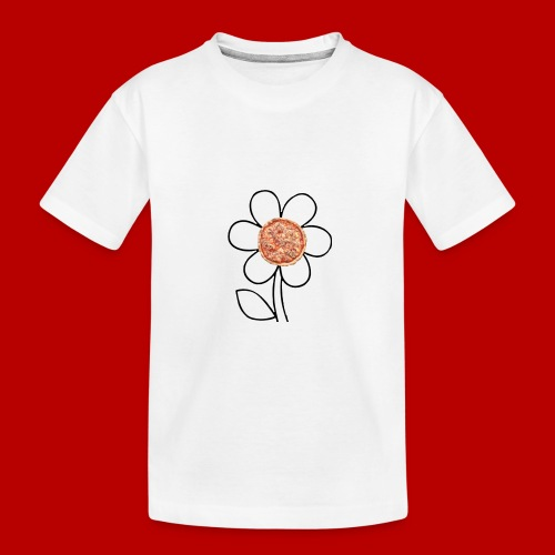 Pizzaflower Edition - Teenager Premium Bio T-Shirt