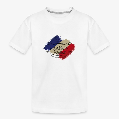 France Football - Teenager Premium Bio T-Shirt