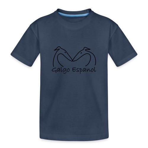 Galgopaar - Teenager Premium Bio T-Shirt