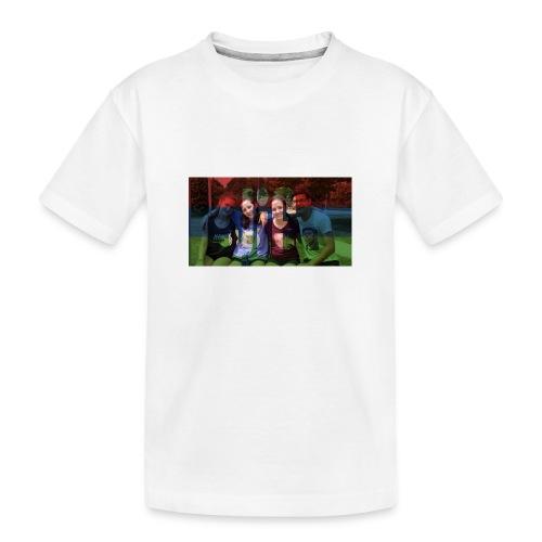 PV-Bike Trip Propaganda - Teenager Premium Bio T-Shirt