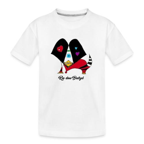 Rio dou Bretzel - T-shirt bio Premium Ado