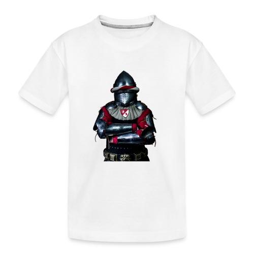 chevalier.png - T-shirt bio Premium Ado