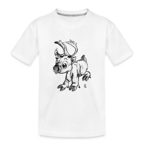 Caribou - T-shirt bio Premium Ado