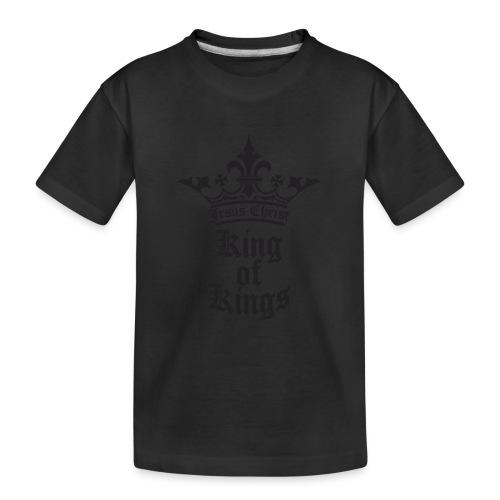king_of_kings - Teenager Premium Bio T-Shirt