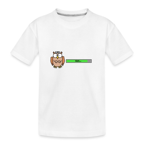 Uhu - Teenager Premium Bio T-Shirt