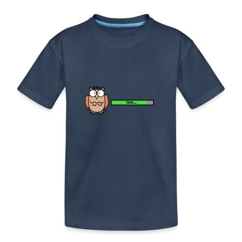 Uhu - Teenager Premium Bio T-Shirt
