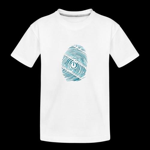 digital geek - T-shirt bio Premium Ado