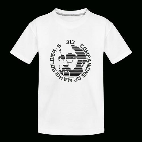 313 SOLDIER S - Teenager Premium Bio T-Shirt
