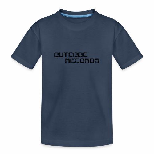 Letras para gorra - Camiseta orgánica premium adolescente