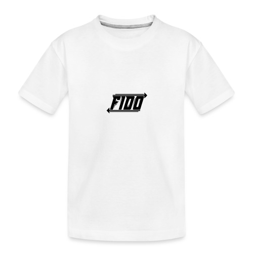 Fido - Simple - Teenager premium T-shirt økologisk