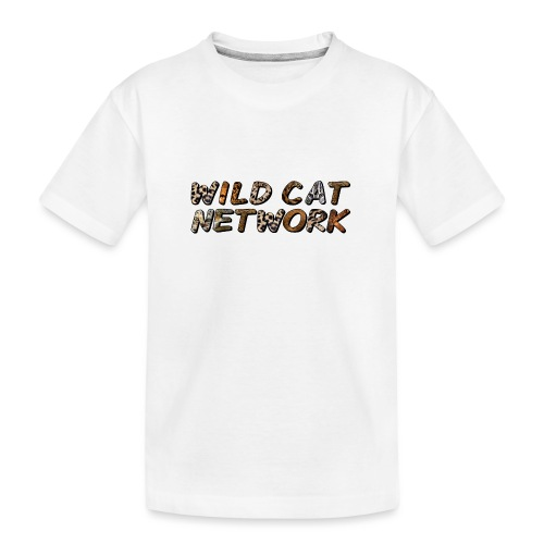 WildCatNetwork 1 - Teenager Premium Organic T-Shirt
