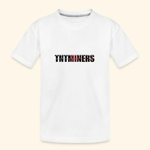 TNTMINERS ANNAN FÄRG 3 - Ekologisk premium-T-shirt tonåring