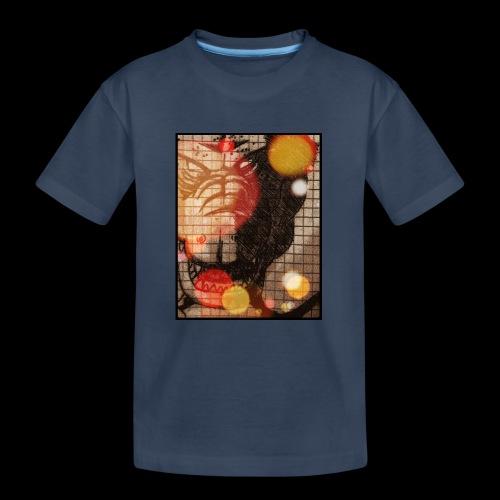 dragon - Maglietta ecologica premium per ragazzi
