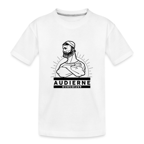 Marin d'Audierne - T-shirt bio Premium Ado