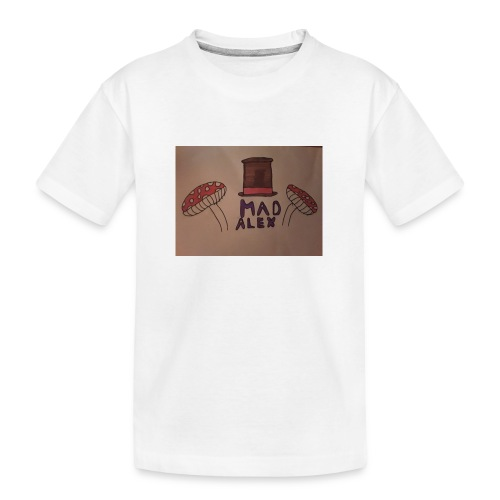 Mad Alex Logo - Teenager Premium Organic T-Shirt