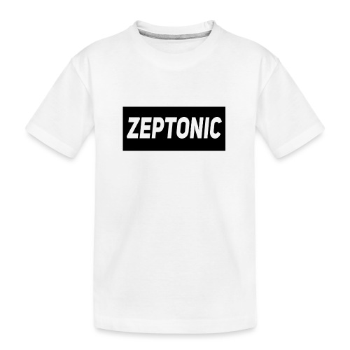 Zeptonic Teenage T-Shirt - Teenager Premium Organic T-Shirt