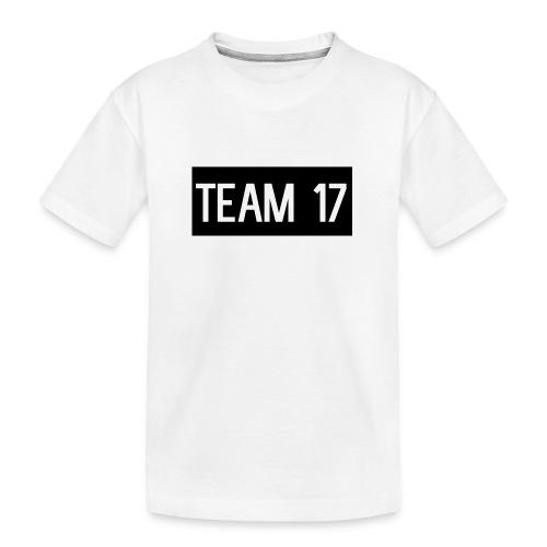 Team17 - Teenager Premium Organic T-Shirt