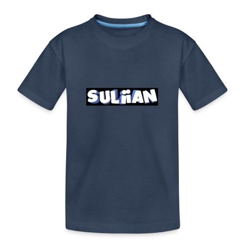 Suliian -Schrift 1 - Teenager Premium Bio T-Shirt