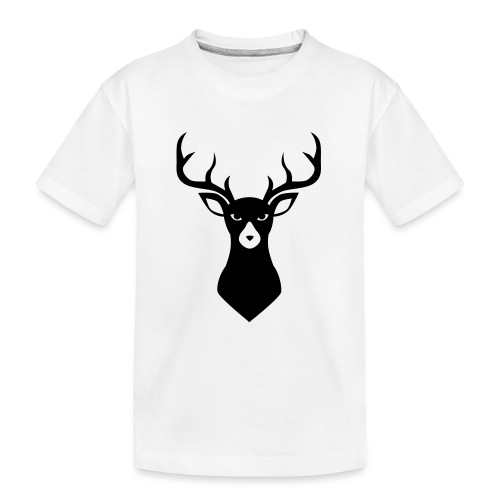 Caribou 9 - T-shirt bio Premium Ado