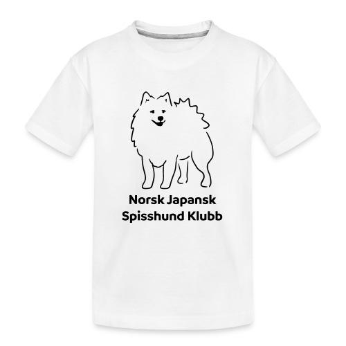 NJSK - Teenager Premium Organic T-Shirt