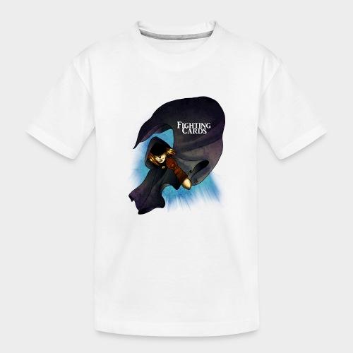 Fighting cards - Rodeur - T-shirt bio Premium Ado